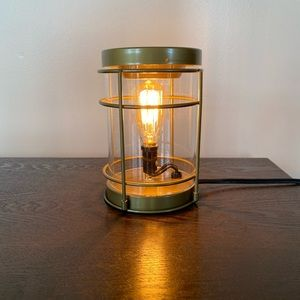 Threshold Accents - Edison Bulb Wax Warmer